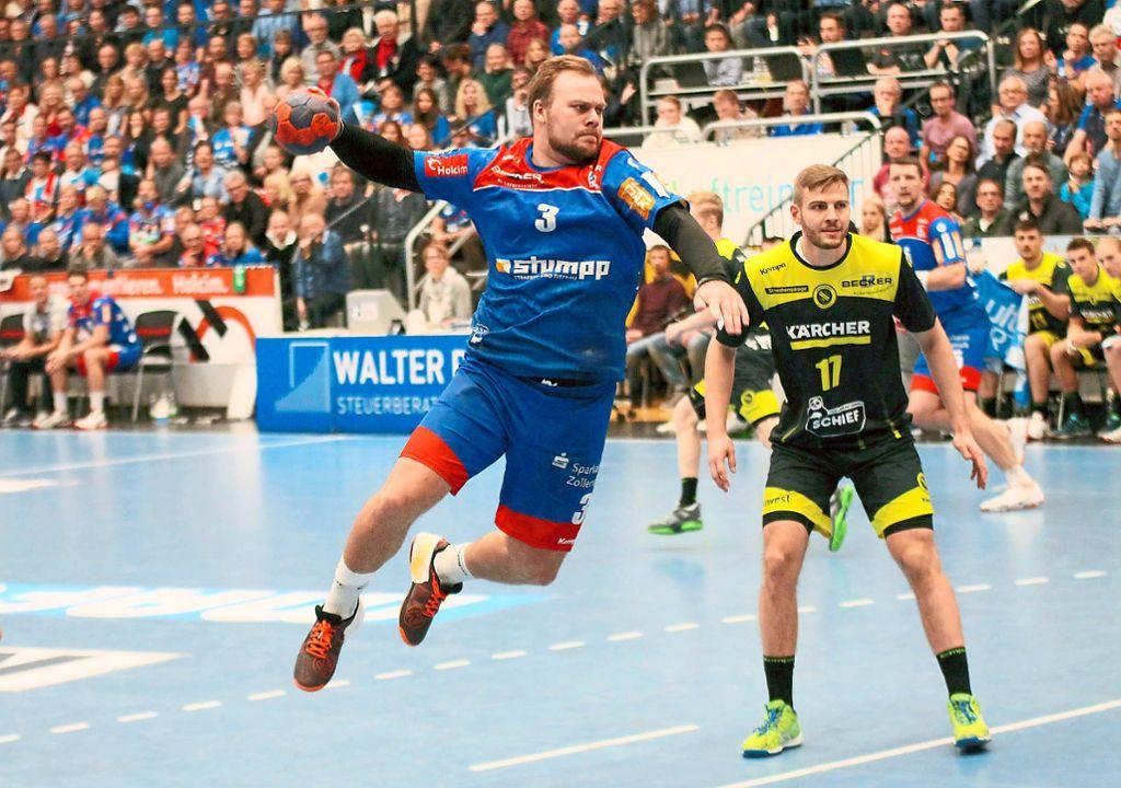Endspiel Handball