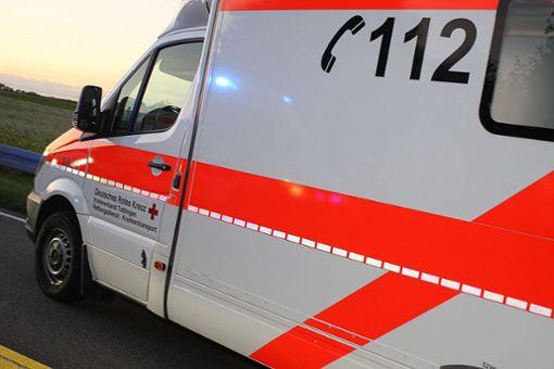 Die beiden Verletzten wurden in die Uniklinik nach Tübingen transportiert. (Symbolbild) Foto: Bartler-Team