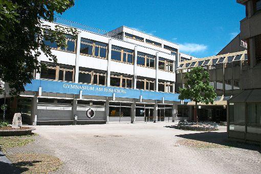 Am Oberndorfer Gymnasium braut sich was zusammen. Foto: Danner