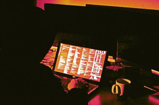 Programmcode auf einem Computer. Foto: Zinken