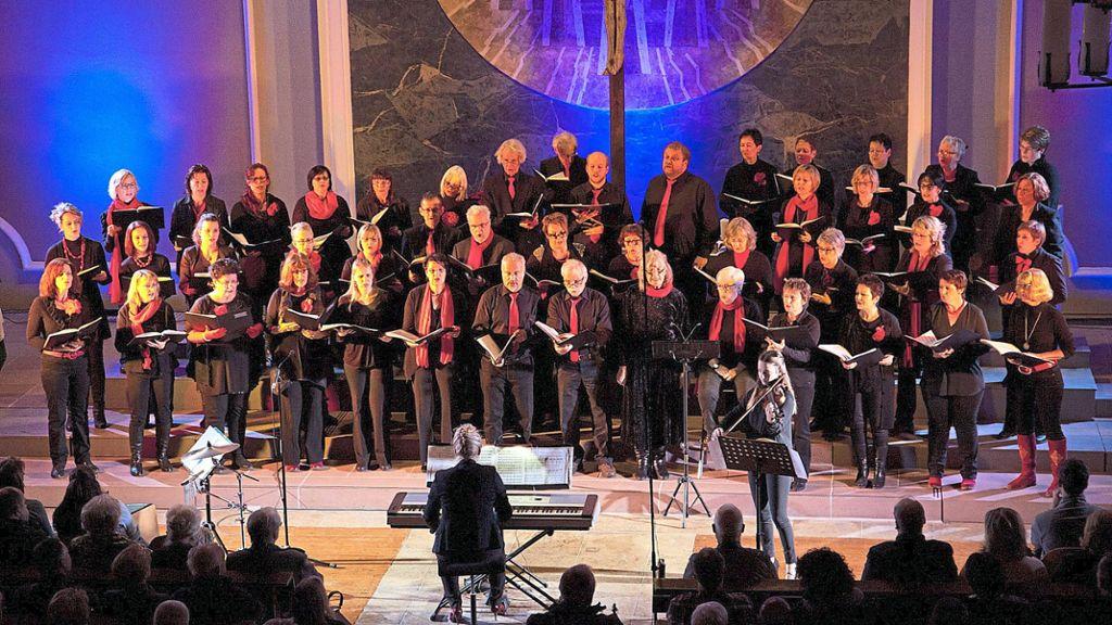 Bildergebnis für chor the voices schömberg