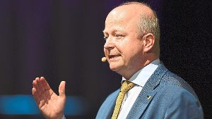 Wird Michael Theurer am Ende Minister?