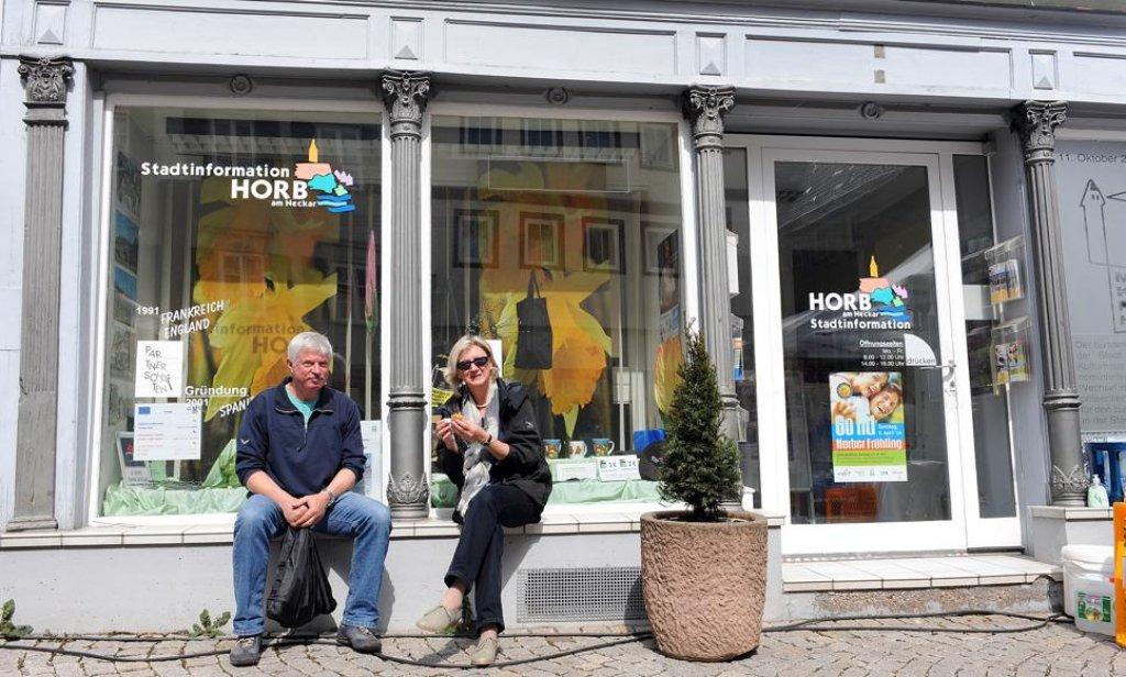 Wohnideen Raible Horb horb a n tourist info auf marktplatz macht dicht horb am neckar