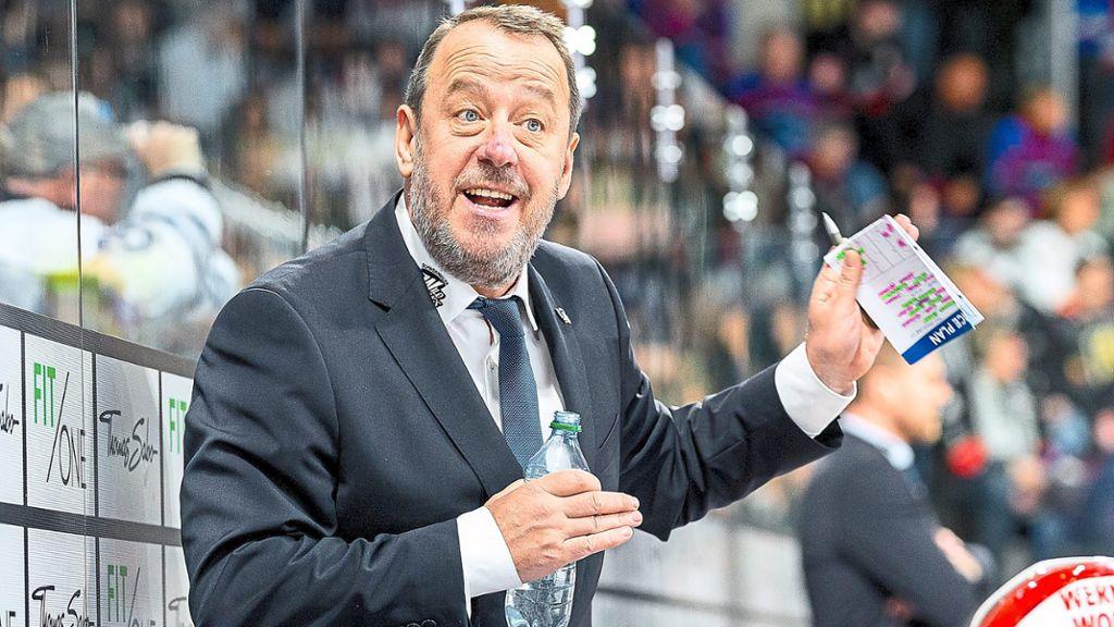 Eishockey: Paul Thompson bleibt wohl Wild Wings-Coach - Schwarzwälder Bote - Schwarzwälder Bote