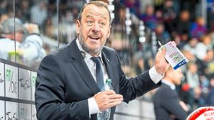 Eishockey: Paul Thompson bleibt wohl Wild Wings-Coach