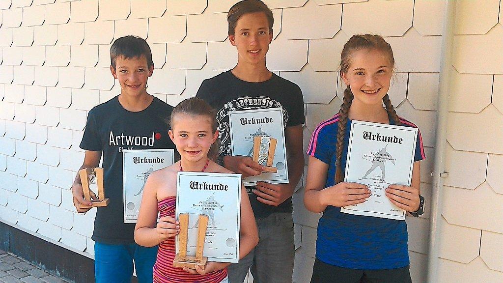 Gütenbach Biathleten Erfolgreich Gütenbach Schwarzwälder Bote