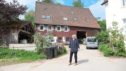 Elke Bouctot zieht mit ihrem Pferde- und Freizeithof von Glatten nach Rexingen.  ´ Foto: Archiv/Günther
