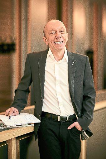 Frank Lehmann ist gebürtiger Hausacher, ist in der  Bildungsfördeurng tätig und lebt in Berlin.  Foto: Wernicke