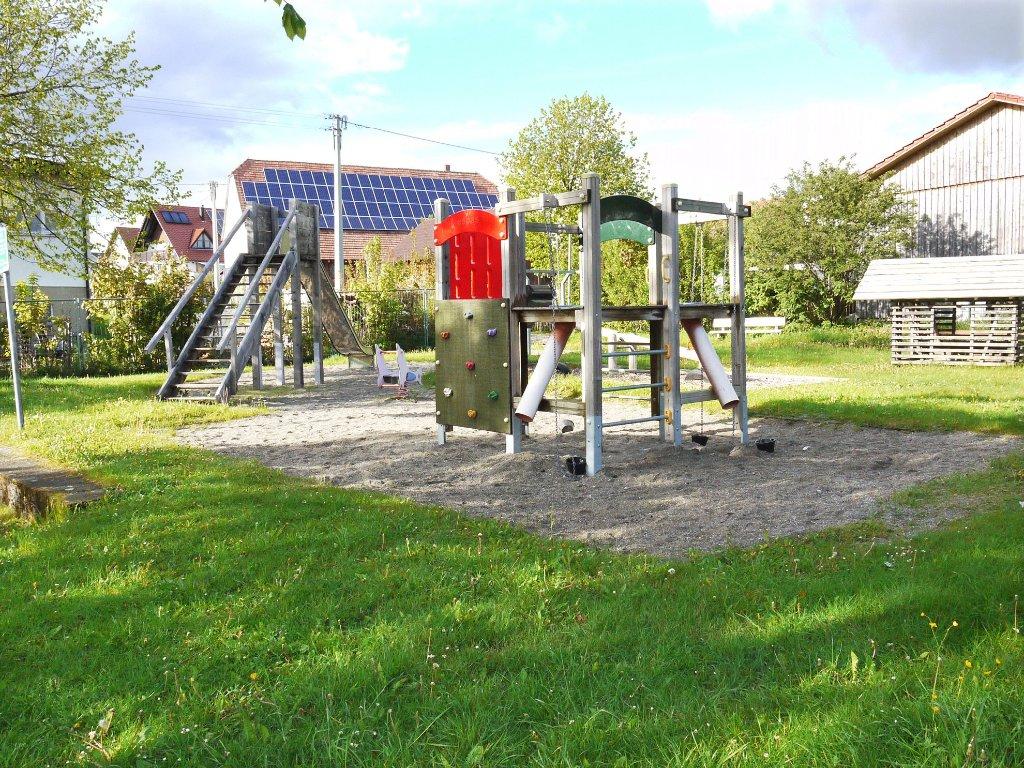 Klettergerüst Metall Spielplatz : Meßstetten ein spielplatz mit wohlfühlcharakter