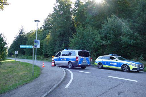 Nach dem Mord zwischen Bad Herrenalb und Dobel sucht die Polizei nach Menschen, die Kontakt zu dem getöteten 47-Jährigen hatten. Foto: Sabine Zoller