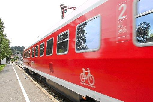 Ein dreijähriger Knirps hat es am Donnerstagnachmittag nicht mehr geschafft, aus einem Zug nach Emmendingen auszusteigen. (Symbolfoto) Foto: Archiv
