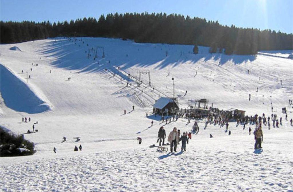Skilift Dobel