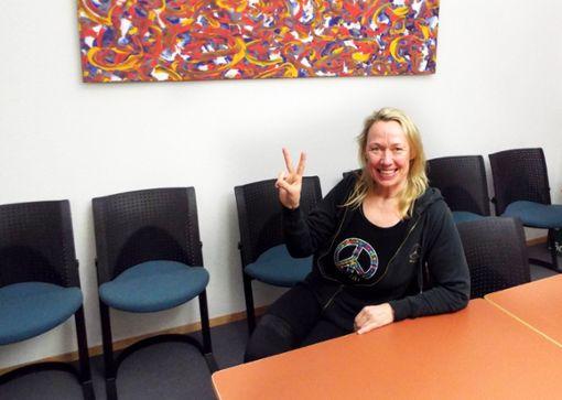 Friedhild Miller aus Sindelfingen will Hechinger Bürgermeisterin werden.    Foto: Riesterer