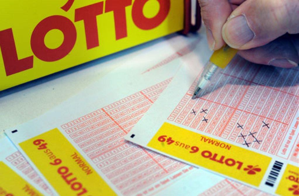 Lotto Drei Richtige