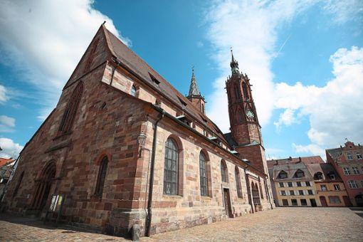 Für das Villinger Münster gibt es keinen Notfallplan, auch im Falle eines Brandes.   Foto: Eich Foto: Schwarzwälder Bote