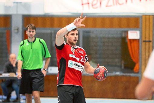 Mit einer Überraschung beim neuen Team ihres Ex-Trainers liebäugeln Steffen Link und die HSG Albstadt.   Foto: Kara Foto: Schwarzwälder-Bote