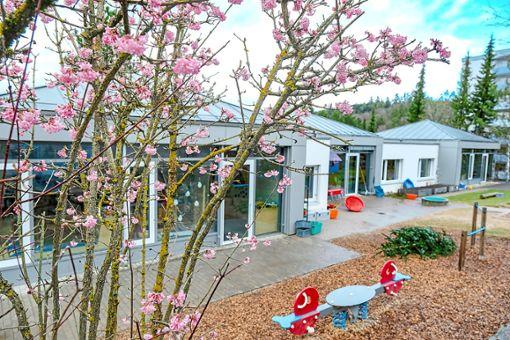Im  Kindergarten Mittlerer Steinberg werden für ganz Nagold in den Sommerferien wieder Betreuungsplätze angeboten. Foto: Fritsch