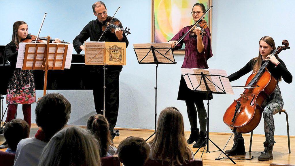 Bad Liebenzell: Abwechslungsreiche Vorstellung zur klassischen Musik