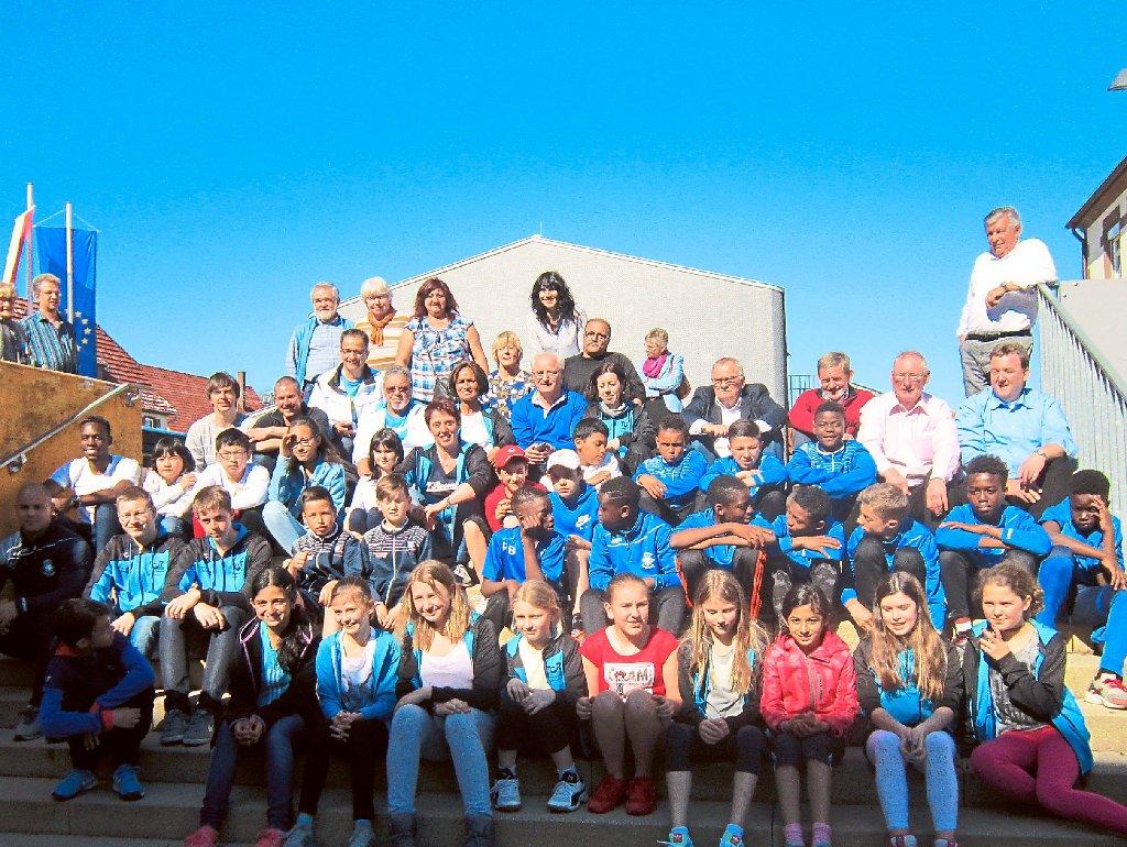 Sportfreunde aus Moissy-Cramayel