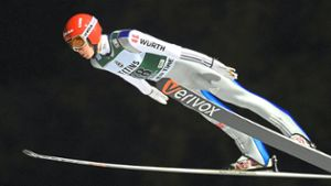 Wintersport: David Siegel beim Weltcup in Wisla