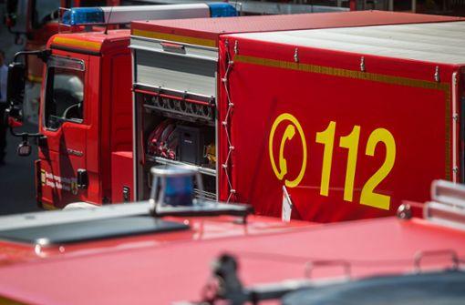 Seit Beginn des Jahres müssen die Feuerwehrleute immer wieder anrücken und nach dem Rechten sehen. (Symbolfoto) Foto: dpa