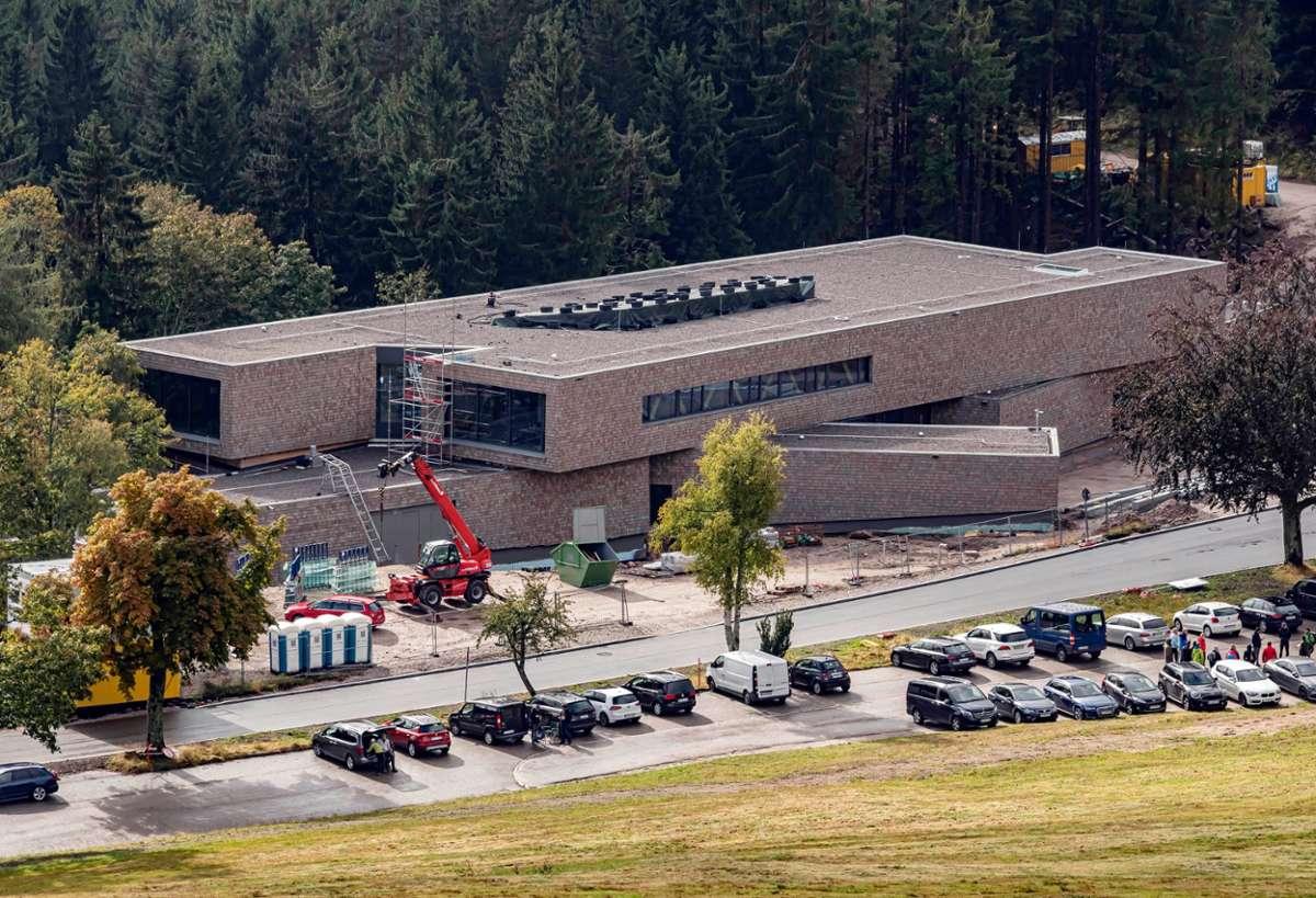 Nationalpark Schwarzwald Besucherzentrum