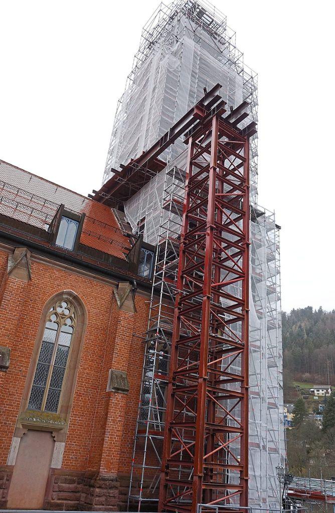 Bad Wildbad Kirche Sanierung Teurer Als Geplant Bad