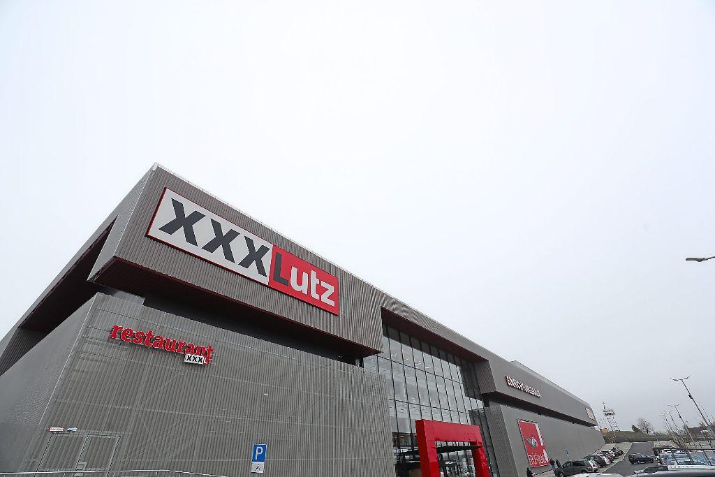 Villingen Schwenningen Xxxlutz Verzeichnet 100000 Kunden