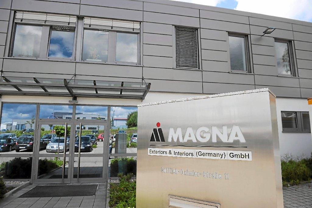 Althengstett Magna Werk Muss Schliessen Althengstett