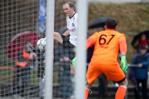 Rückschlag im Aufstiegsrennen für den FC 08 Villingen. Foto: Marc Eich