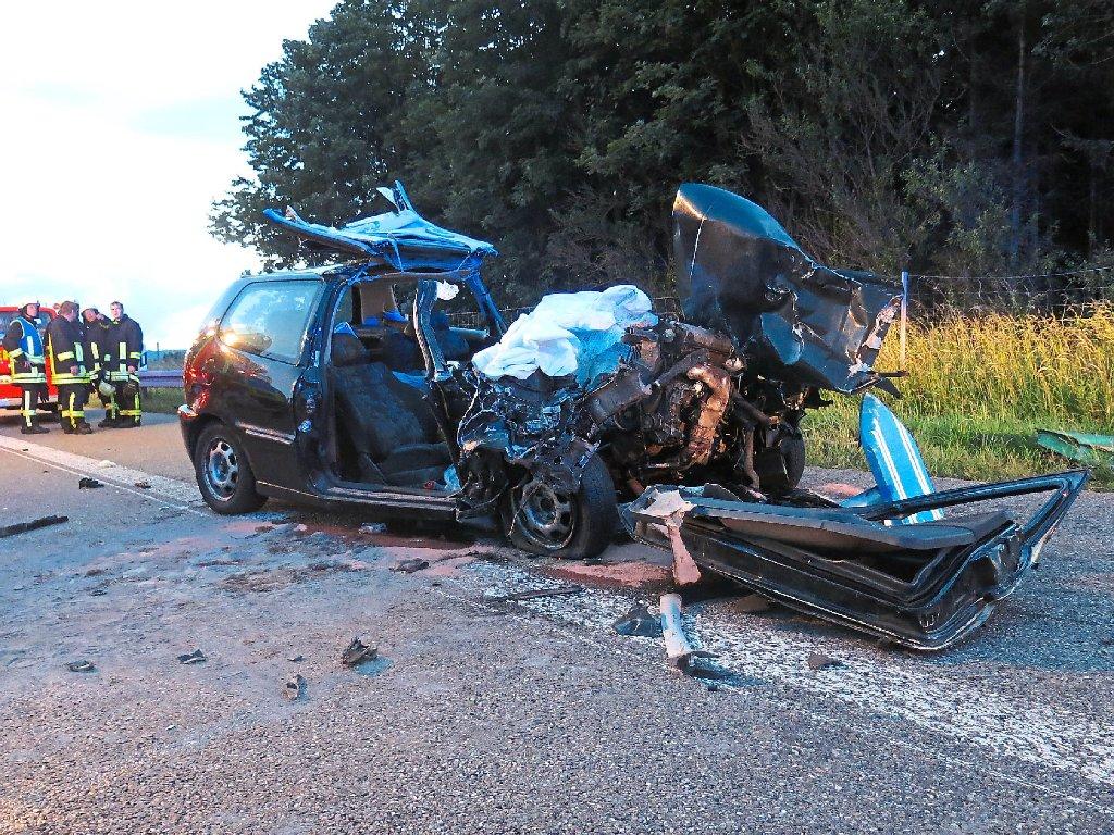 Unfall Rottweil