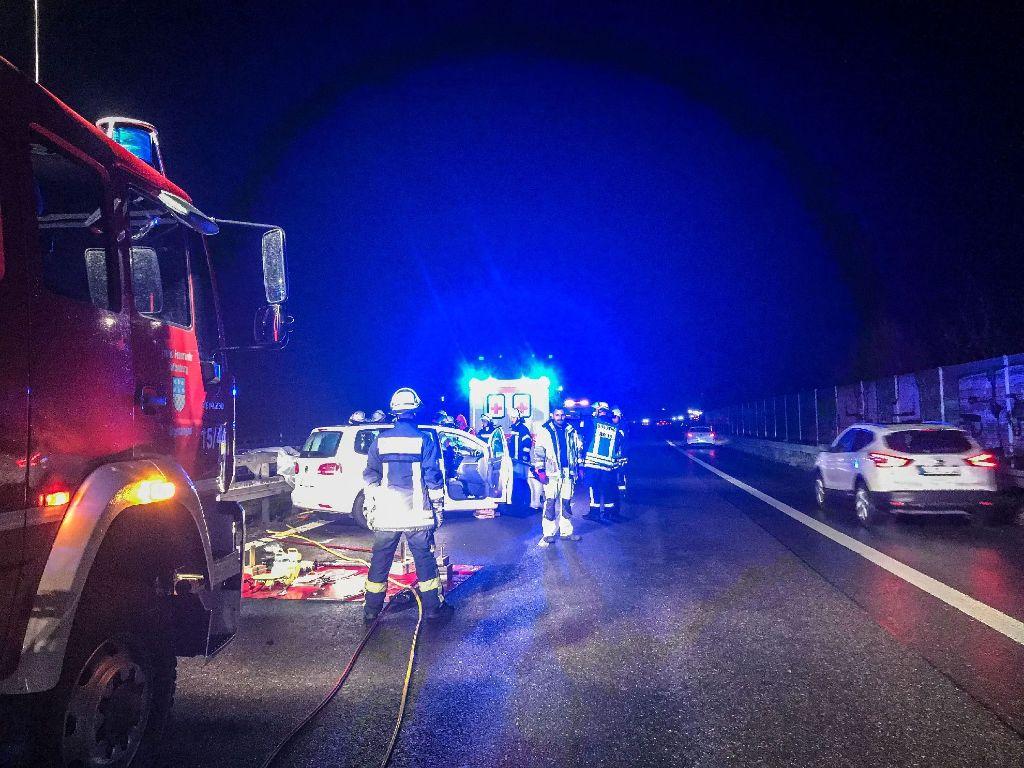 Unfall Rottenburg