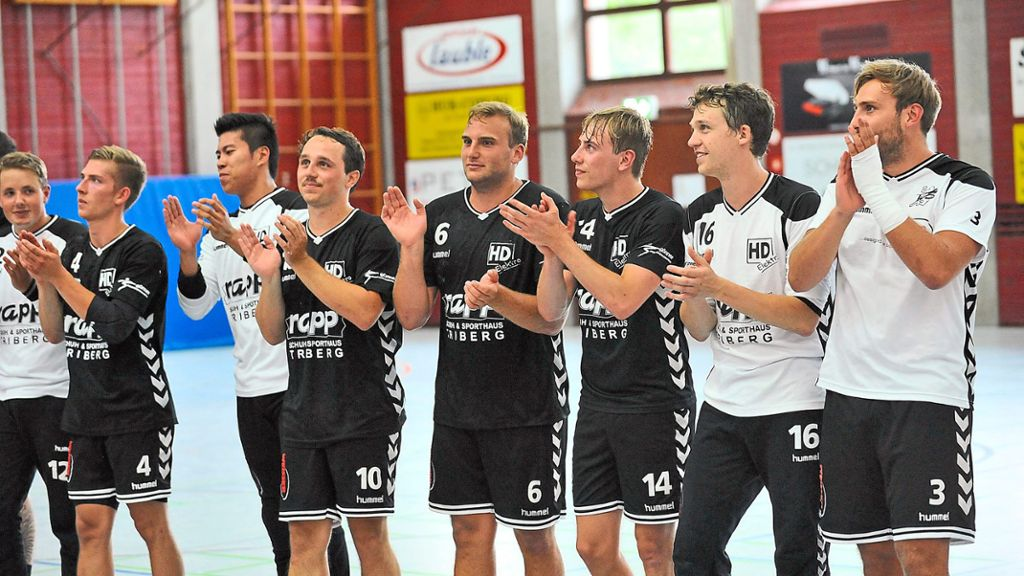 handball tv st georgen ein spiel f rs geschichtsbuch handball schwarzw lder bote. Black Bedroom Furniture Sets. Home Design Ideas