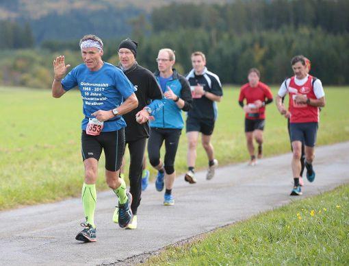 Der Schwarzwald-Marathon geht in seine 51. Runde. Foto: Roger Müller