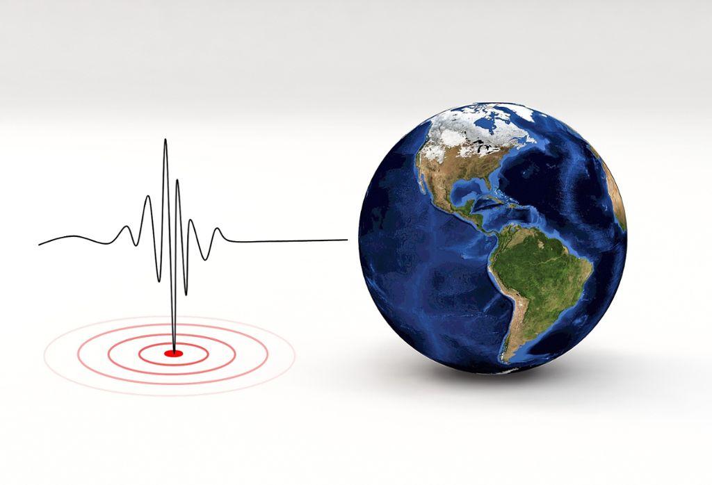 Erdbeben in der Schwäbischen Alb: Stärke 3,8 auf der Richterskala