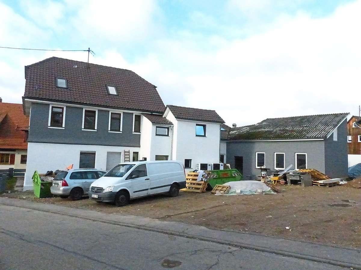 Waldrennach