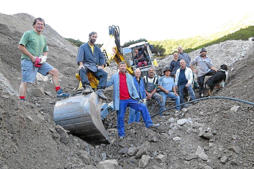 Rottweil: Wasserquelle sprudelt wieder - Aktuelles