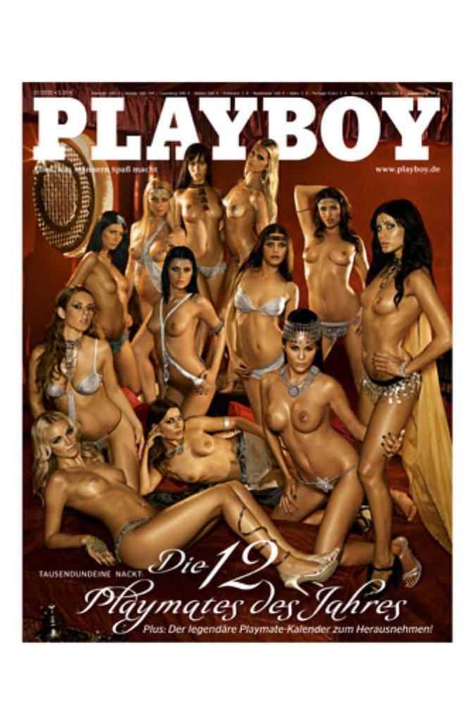 Christina plate nackt im playboy