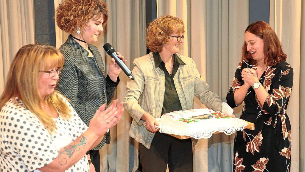 Villingen-Schwenningen: Tannheimer Schule begrüßt ihre neue Rektorin - Villingen-Schwenningen - Schwarzwälder Bote