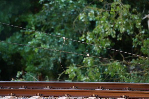 Gegen Nachmittag hieß es, die Strecke sei wieder frei. (Archivfoto) Foto: Marc Eich