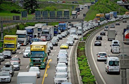 Die Autobahnen mit ihrer Gesamtlänge von 13000 Kilometern sind Eigentum des Bundes. Foto: dpa