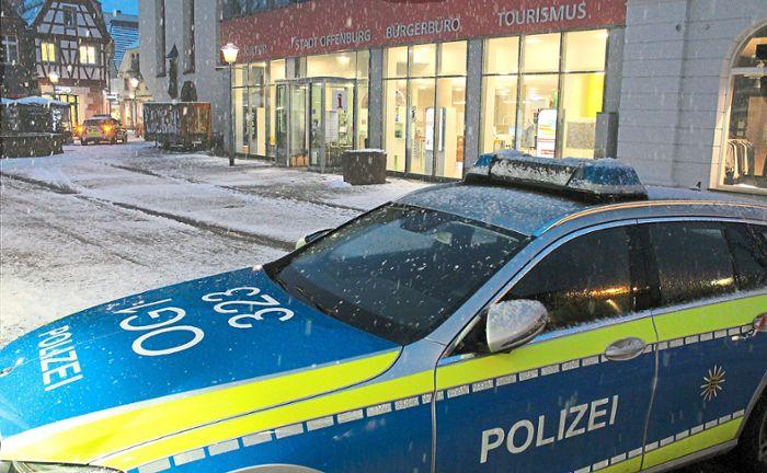 Polizeibericht Ortenaukreis