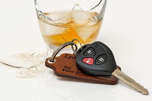Der 52-Jährige durfte seinen Führerschein direkt abgeben. (Symbolfoto) Foto: © pixabay / stevepb
