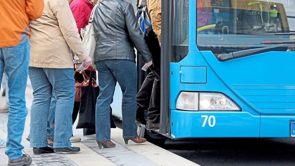 Kreis Freudenstadt: ÖPNV: Kreis will die Mobilitätswende - Freudenstadt - Schwarzwälder Bote