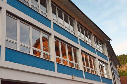 Die Grundschule Lauterbach wird zur Naturpark-Schule und erfährt so eine deutliche Aufwertung.  Foto: Dold Foto: Schwarzwälder Bote