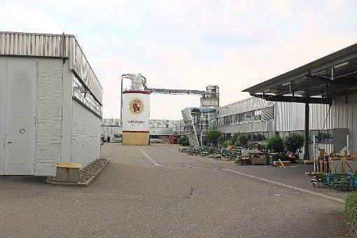 Die Produktion der Firma Wössner wird ins Ausland verlagert. Die Gebäude werden daher nicht mehr benötigt. Foto: Steinmetz
