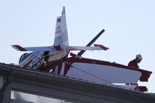 Drei Jahre nach dem tödlichen Flugzeugabsturz in Schwenningen steht nun die Ursache fest. Foto: Marc Eich