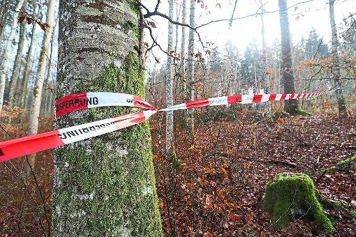 In einem Waldstück südlich von strongPforzheim/strong wurde am Dienstag eine Leiche gefunden. Seit Freitag ist klar, dass es sich um den seit Wochen vermissten Jäger handelt. a href=https://www.schwarzwaelder-bote.de/inhalt.pforzheim-birkenfeld-obduktion-bestaetigt-leiche-ist-vermisster-jaeger.03858b48-baee-4a83-be86-3035fedd06e0.htmltarget=_blankstrongZum Artikel/strong/abr  Foto: Eich