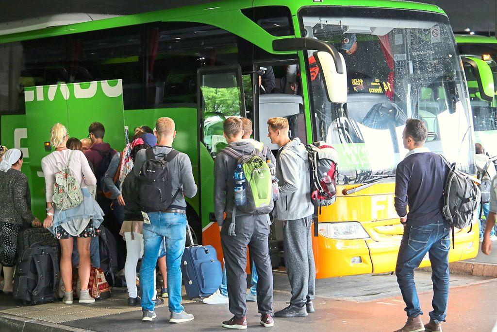 Flixbus München Flughafen Haltestelle