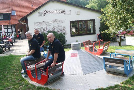 Weil die Traufgänge-Hütten außerhalb der Ortschaft liegen, wurde ein Zielabweichungsverfahren eingeleitet.   Foto: Archiv Foto: Schwarzwälder Bote